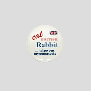 The Bunny Mini Button