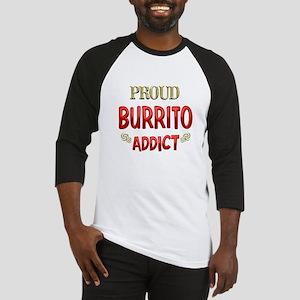 Burrito Addict Baseball Jersey