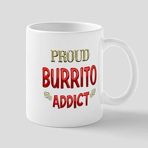 Burrito Addict Mug