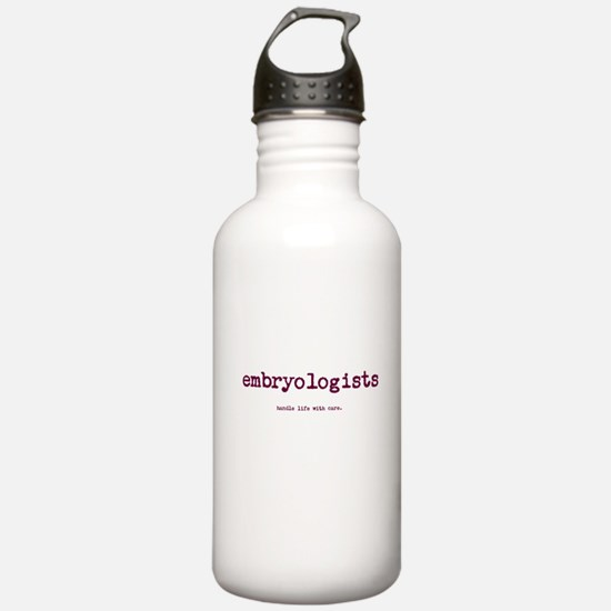 Embryologists Water Bottle