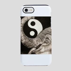 Elephant peace iPhone 7 Tough Case