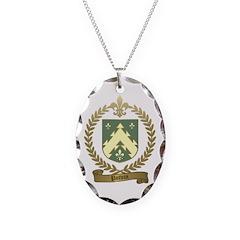POTVIN Family Crest Necklace