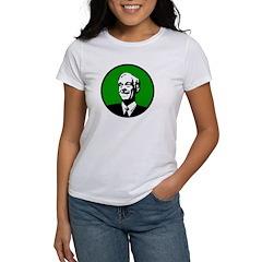 Circle - Green Women's T-Shirt