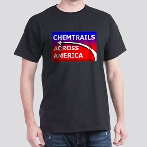 Chemtrails Across America T-Shirt