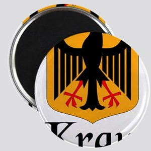 """Kraut with Crest 2.25"""" Magnet (10 pack)"""