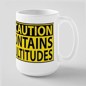 Caution: Contains Multitudes Mugs