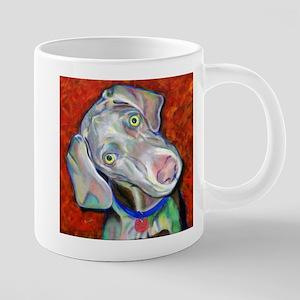 SayWhatCafePress 20 oz Ceramic Mega Mug