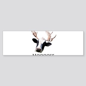 Moooose Sticker (Bumper)