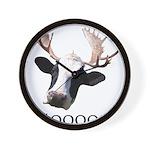 Moooose Wall Clock
