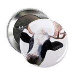 """Moooose 2.25"""" Button (100 pack)"""