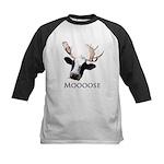 Moooose Kids Baseball Jersey