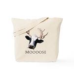 Moooose Tote Bag