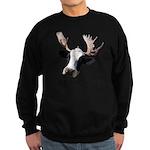 Moooose Sweatshirt (dark)