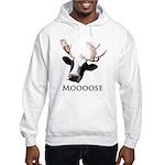 Moooose Hooded Sweatshirt