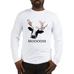Moooose Long Sleeve T-Shirt
