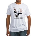 Moooose Fitted T-Shirt