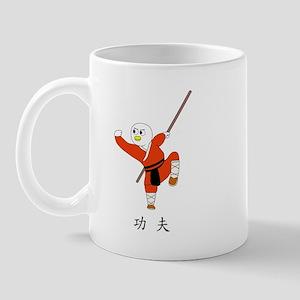 Kung Fu Mug