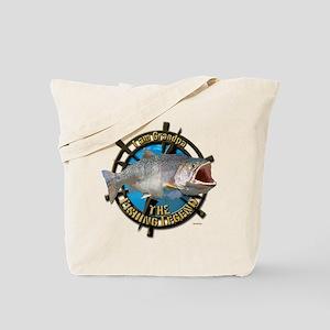 Grandpa legend Tote Bag
