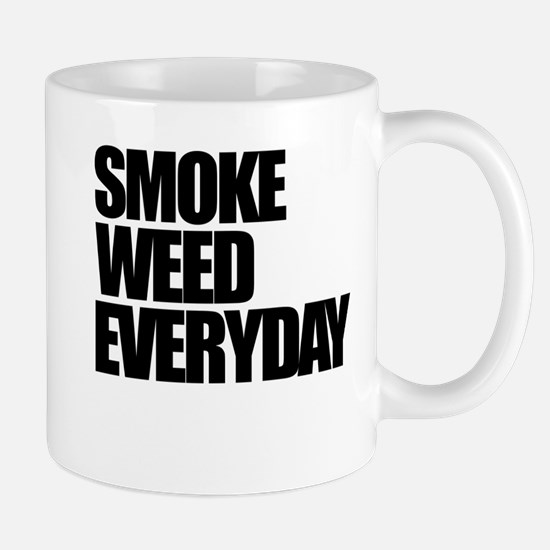 Smoke Weed Everyday Mug