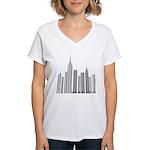 We Are God Women's V-Neck T-Shirt