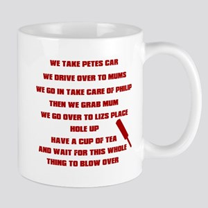 Shaun of the Dead Mug