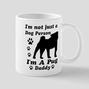 Pug daddy Mug