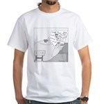 Little Teapot White T-Shirt