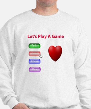 Loves A Game Sweatshirt