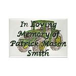 PatrickSmith Rectangle Magnet (100 pack)