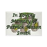 PatrickSmith Rectangle Magnet