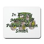 PatrickSmith Mousepad