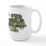 PatrickSmith Large Mug