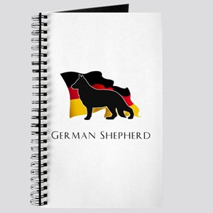 """German"" Shepherd Journal"