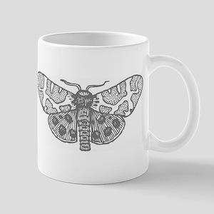 Moonlit Silver Mug