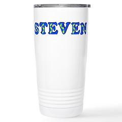 Steven Stainless Steel Travel Mug