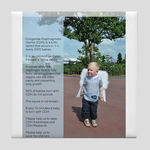 Landon Kelly poster #3 Tile Coaster