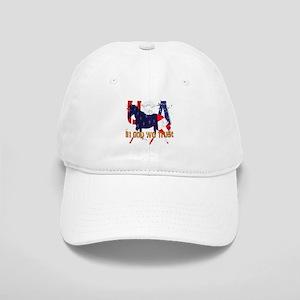 Patriotic Horse Cap