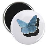 """Blue Moth 2.25"""" Magnet (100 pack)"""