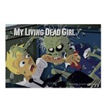 My Living Dead Girl - Postcards (Package of 8)
