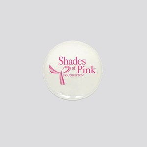 Shades of Pink Foundation Mini Button