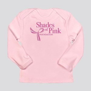 Shades of Pink Foundation Long Sleeve Infant T-Shi