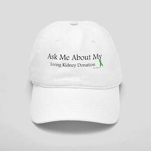 Ask Me Living Kidney Cap