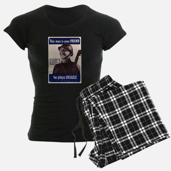 Your Ukulele Friend Pajamas