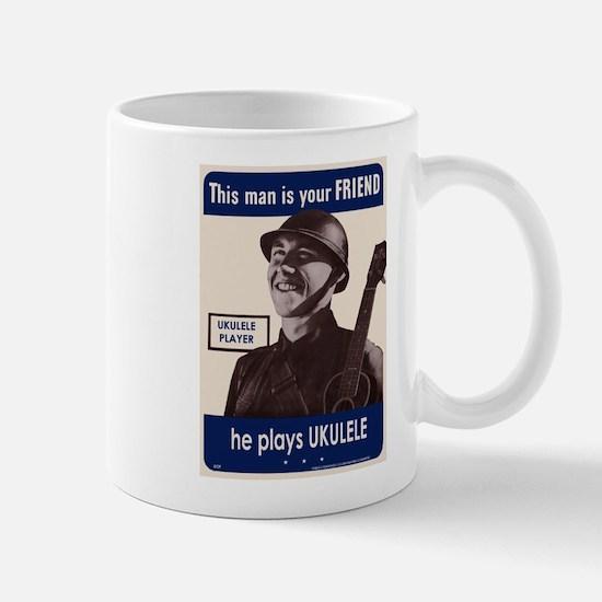 Your Ukulele Friend Mug
