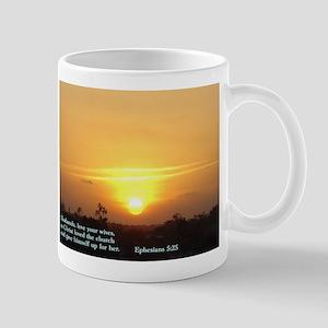 Ephesians 5:25 Mug