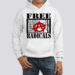 FREE RADICALS Hooded Sweatshirt