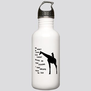 Giraffenapping Stainless Water Bottle 1.0L