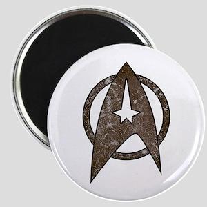 Vintage Starfleet Badge Magnet