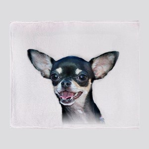 Chihuahua Throw Blanket