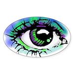 Big Brother Sticker (Oval 10 pk)